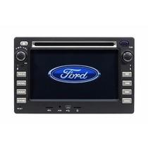 Central Multimedia Ford Ecosport Ranger Fiesta Dvd Gps Tv Bt