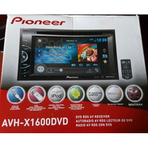 Estereo Dvd Pioneer Usb, Ipod, Android, Mixtrax, Doble Din
