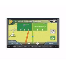 Estereo Doble Din Dvd P Auto Snv695b Tactil Bluetooth Gps