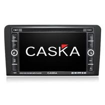 Estereo Audi A3 S3 Caska Dvd Gps Tv Ipod Bluetooth Mp3 Tpms