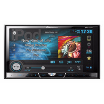 Stereo Dvd Pioneer Avh X5650bt 2 Din 7 Bluetooth Usb Oferta