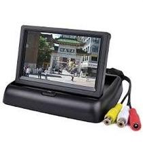 Pantalla Plegable 12v Monitor Compacto Para Auto 5