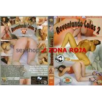 Dvd Xxx - Sex Shop - Reventando Colas 2