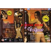 Dvd Xxx - Sex Shop - El Voyeur, En La Torre Del Placer