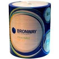 Dvd-r Bronway X 100 Unidades Oferta !