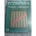 Economia Principios Y Aplicaciones Mochon Beker Economia