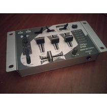 Mixer 3 Canales - Para Iluminación O Sonido*