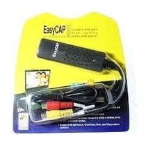 Capturadora Easycap Usb Externa Audio Y Video