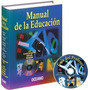 Manual De La Educación Oceano Con Cd Rom