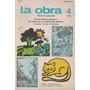 La Obra. Revista De Educacion Numero 4. 1983