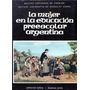 La Mujer En La Educación Preescolar Argentina (nuevo)
