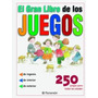 El Gran Libro De Los Juegos - Editorial Parramon