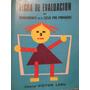 Libreriaweb Educacion Ficha De Evaluacion Del Rendimiento En