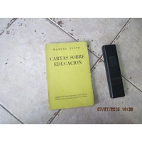 Cartas Sobre Educacion - Manuel Pinto