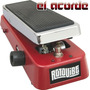 Jim Dunlop Rotovibe Jd4s Chorus Vibrato - El Acorde Pacheco