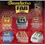 Pedales Danelectro Fab Distorsion - Chorus - Flanger - Echo