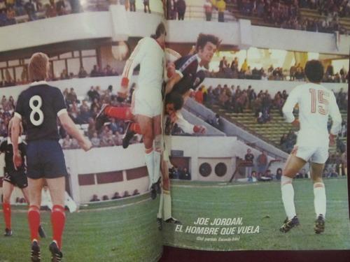El Arcon El Grafico Las Mejores Fotos Del Mundial 78 Futbol
