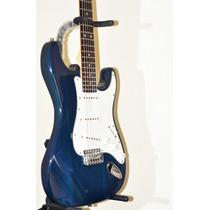 Guitarra Electrica Stratocaster Eclair Azul