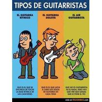 Clases De Guitarra Y Bajo/ /200$ X Mes A Domicilio
