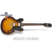 Epiphone Gibson 335 Dot 1/2 Caja Con Estuche Rigido