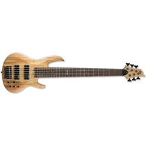 Bajo 6 Cuerdas Esp Ltd B206sm Activo Hendrix Music