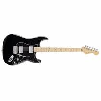 Guitarra Electrica Fender Stratocaster Blacktop Mexico Mn Hh