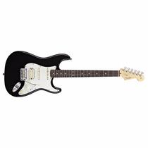 Guitarra Fender Stratocaster American Standard 2012 Hss Bk