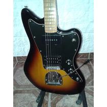 Fender Jazzmaster Blacktop Mexico