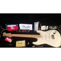Fender American Standard Stratocaster Made In Usa C/estuche