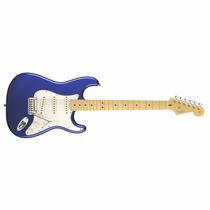 Guitarra Fender Stratocaster American Standard 2012 Blue Mn