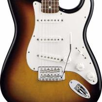 Oferta! Guitarra Fender Stratocaster Standard Mexico, Sss, R