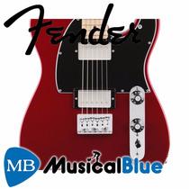 Guitarra Fender Telecaster Blacktop Mexico Mn Hh 0148202509