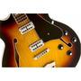 Guitarra Fender Coronado Media Caja, Rwn, Hh, Sunburst