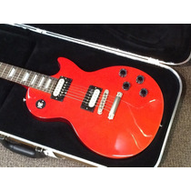 Gibson Lpm 2015 Mastil Maple P.rosa Mic 61.zebra Estuche