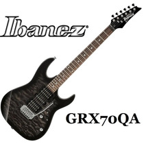 Guitarra Eléctrica Ibanez Gio Grx70qa