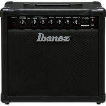 Ibanez Ibz-15gr Amplificador Para Guitarra 15w Color Negro