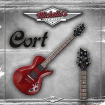 Guitarra Cort Z-42 Series Tipo Les Paul