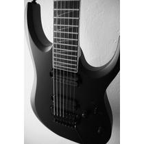 Guitarra Electrica Ibanez Rgd 7320-z Bk 7 Cuerdas