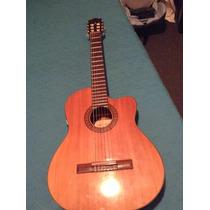 Guitarra Electrocriolla Inanez Muy Buena