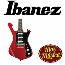 Guitarra Electric Paul Gilbert Transparent Ibanez Frm150 Tri