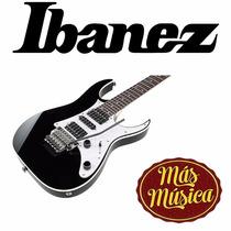 Guitarra Electrica Prestige Galaxy Blac Ibanez Rg3550z Dx Bk