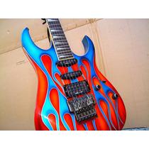 Ibanez Rg760 ( Usa Custom ) Rg 570 - Sg Les Paul Fende