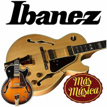 Guitarra Electrica George Benson Brown Sunburst Ibanez Gb10