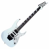 Guitarra Ibanez Rg350 Dxzwh Con Floyd Rose