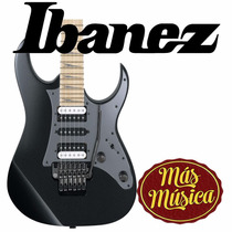 Guitarra Electrica Prestige Galaxy Black Ibanez Rg3550 Mz Gk