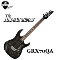 Guitarra Electrica Ibanez Grx 70qa Tks + Funda