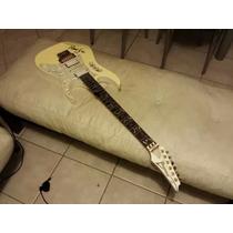 Ibanez Jem 7vwh Autografiada Por Steve Vai - Fender Gibson