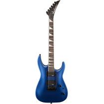 Guitarra Eléctrica Jackson Js22 Dinky Arch Top Metallic Blue