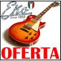 Guitarra Les Paul Standard Eko Vl480 Marca Italiana Pro