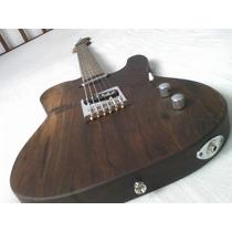 Guitarra Telecaster De Luthier. Se Liquida